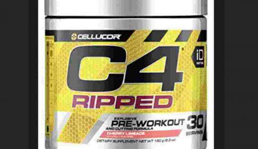Cellucor C4の評判は?効果はあるの?その成分や飲み方を解説します!