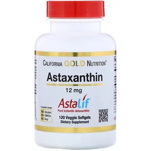 California Gold Nutrition Astaxanthin