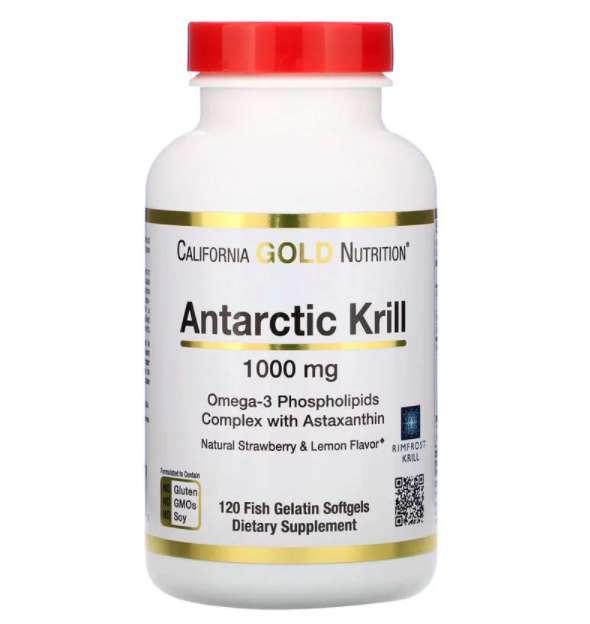 California Gold Nutrition, 南極クリル(オキアミ)オイル