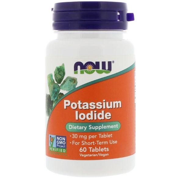 Now Foods Potassium Iodide(ヨウ化カリウム)