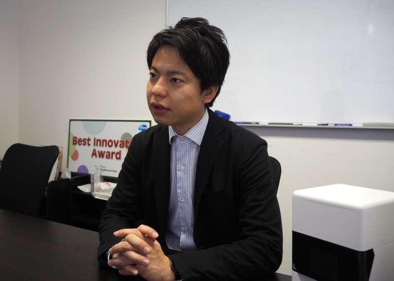 ドリコス株式会社代表取締役竹氏にヘルスサーバーについて詳しく聞いてきました!1