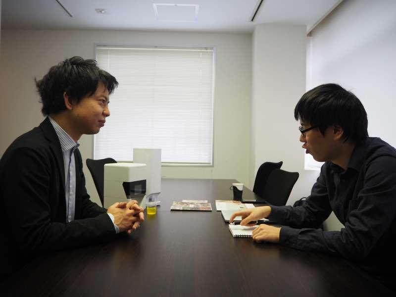 ドリコス株式会社代表取締役竹氏にヘルスサーバーについて詳しく聞いてきました!2