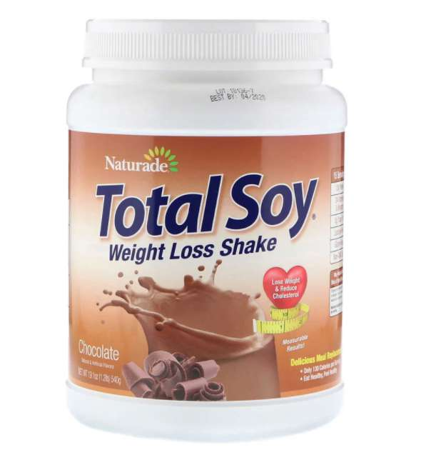 Naturade Total Soy 減量シェイク チョコレート味