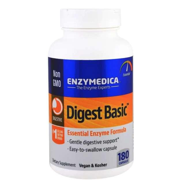 Enzymedica ダイジェストベーシック必須酵素フォーミュラ