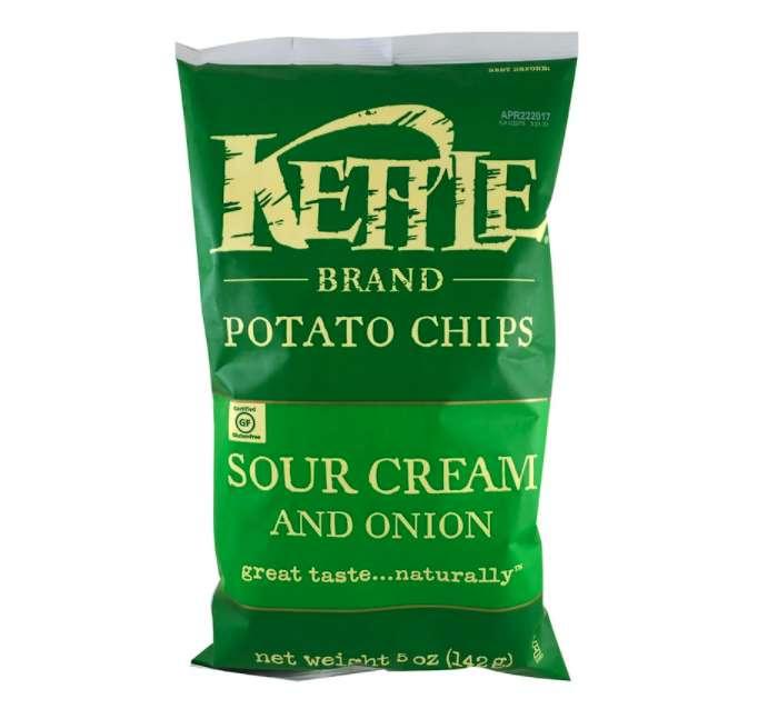 Kettle Foodsのポテトチップス