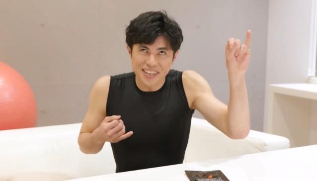 小島よしおへのファイラマッスルサプリHMBインタビュー14