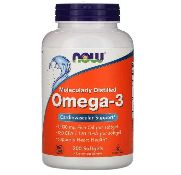 Now Foods ウルトラオメガ3-D 魚使用ソフトジェル 90粒