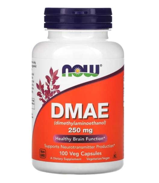 Now Foods DMAE 250mg