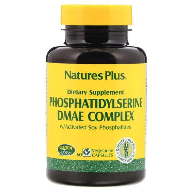 Nature's Plus ホスファチジルセリン&DMAE