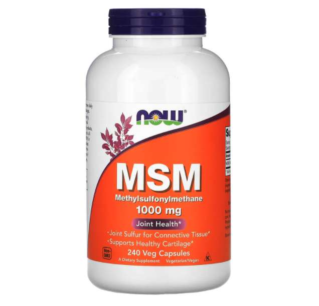 Now Foods MSM 1000mg