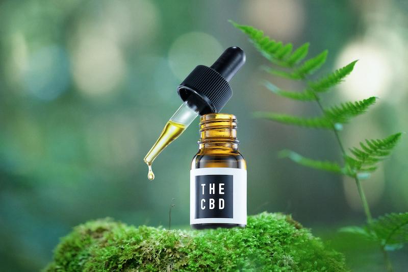 メディアで取り上げられ人気急上昇中!日本発ブランド「THE CBD」のTHE CBD Oil 10ml 5%(500mg)